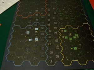 Space empires in play