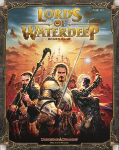 Lords of the waterdeep